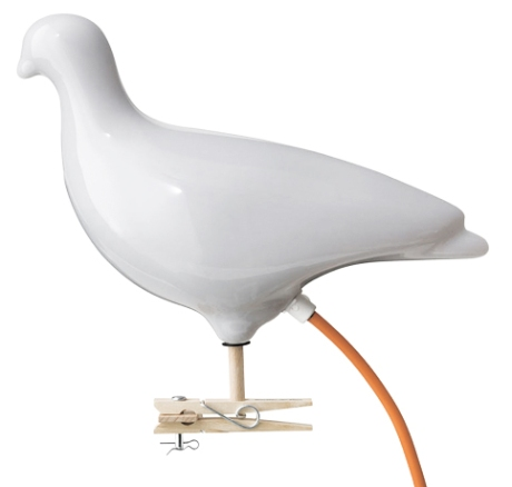 Thorsten Van Elten Pigeon Light