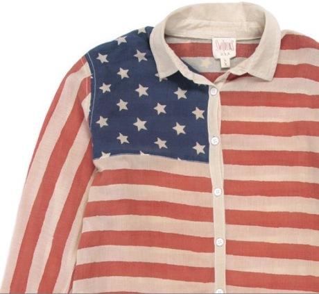 Swildens TEEN USA Goodbye Shirt